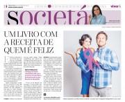 Jornal O Vale Livro vania Castanheira
