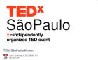 TEDxSao paulo