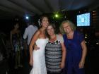 eu, mamãe e sogrinha - 2011 no meu casamento